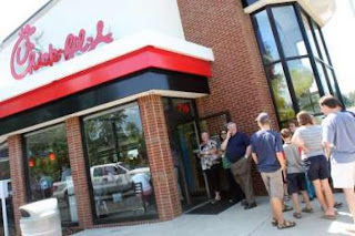 Mitt Romney campaign spent $500 at Chick-fil-A
