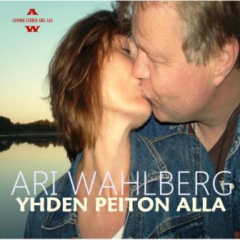 Ari Wahlberg skulaa skebaa, skrivaa ja sjungaa