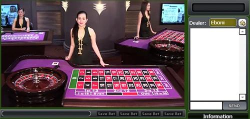 Makati casino dealer