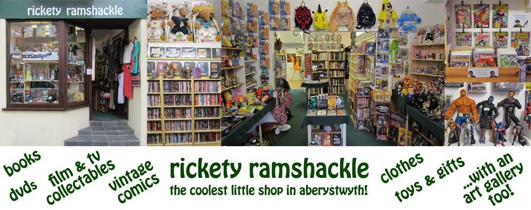 Rickety Ramshackle