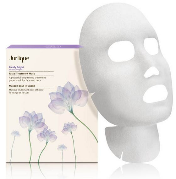 how to make a paper mask for skin treatment