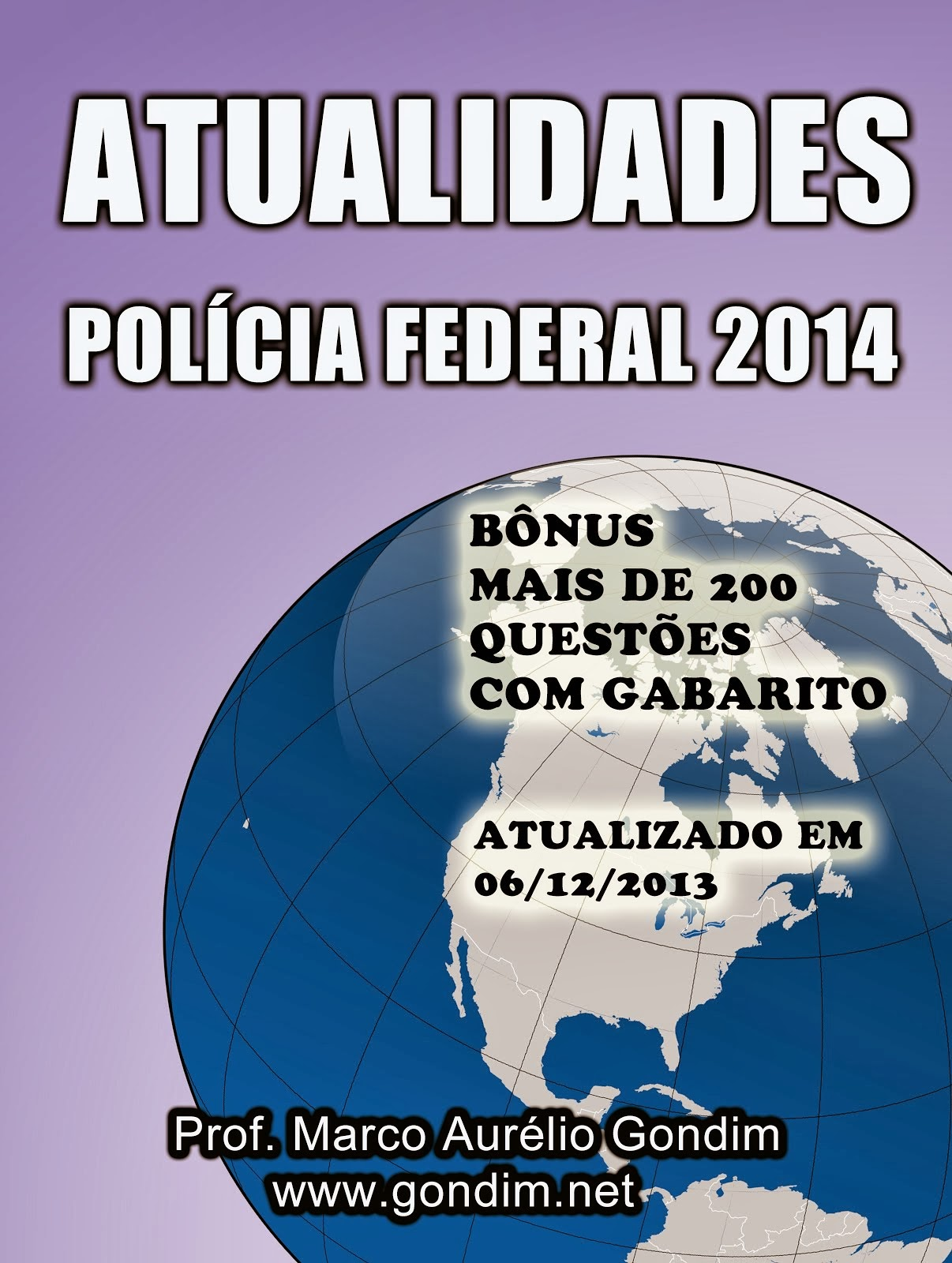 Atualidades - Concurso PF