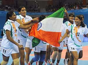 India won the women's Kabaddi World Cup 2013