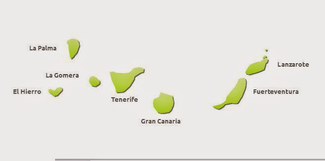 La lluvia da una tregua a Canarias