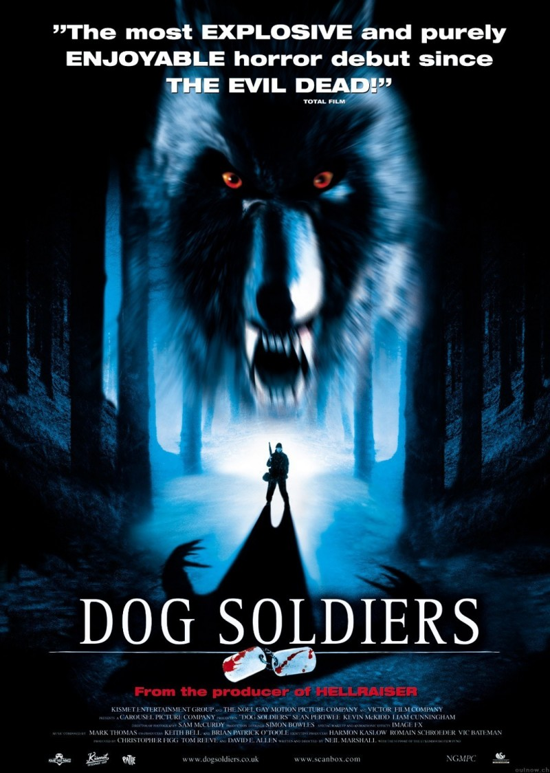 Free Online Movies: Dog Soldiers - English Horror FULL ...