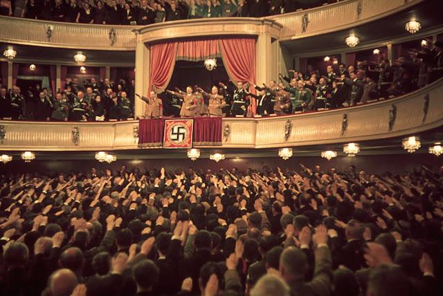Cuando Los Nazis Dominaban