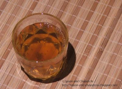 Ajwain/Carom Seed Drink