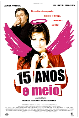 Filme Poster 15 Anos e Meio DVDRip XviD Dual Audio & RMVB Dublado