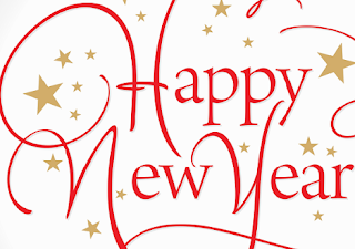 Kartu Ucapan Selamat Tahun Baru 2016 Happy New Year