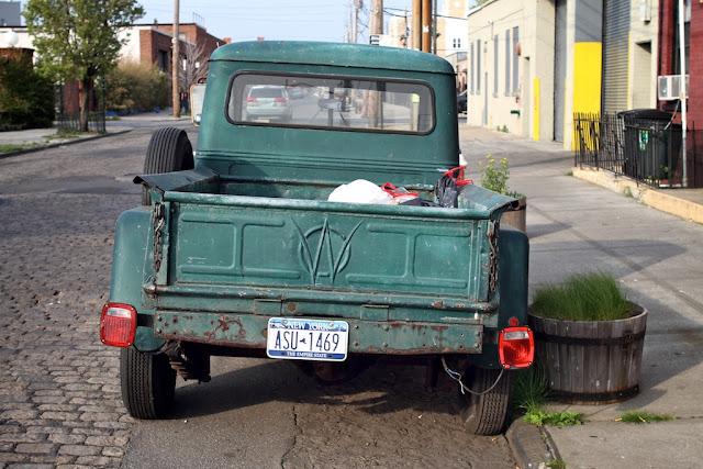 The Street Peep 1951 Willys Jeep Truck