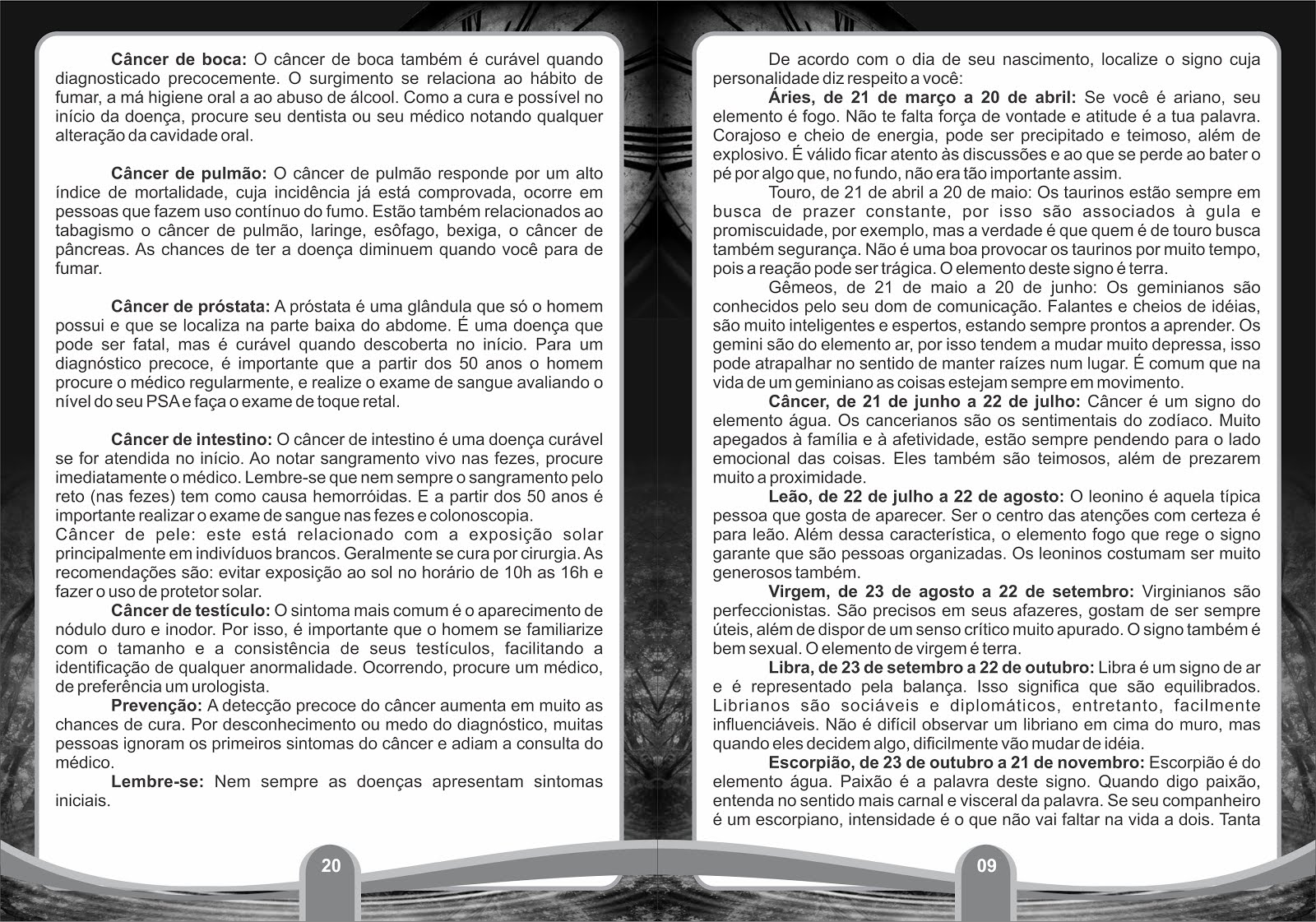 09  PAGINAS  DO ALMANAQUE DO SERTÃO