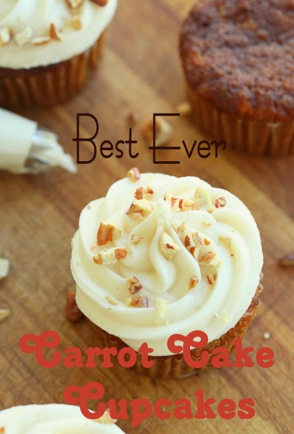 Images Of Carrot Cake Cupcakes : Half Baked: Best Ever Carrot Cake Cupcakes