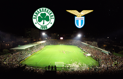 LINKS LIVE STREAMING:PANATHINAIKOS-LAZIO.ΠΑΟ-ΛΑΤΣΙΟ