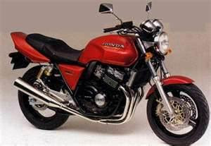 Honda CB400 Super four manuals