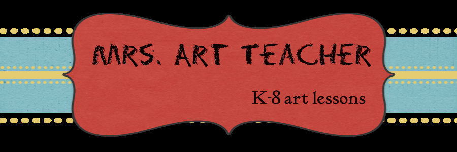 Mrs. Art Teacher!