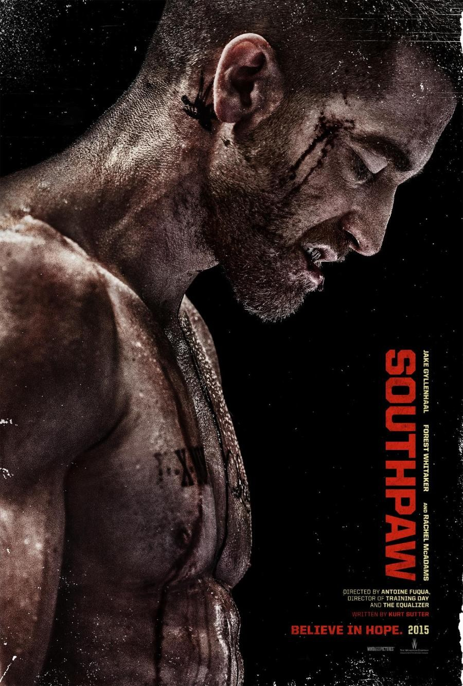New SOUTHPAW Trailer and Posters | The Entertainment Factor