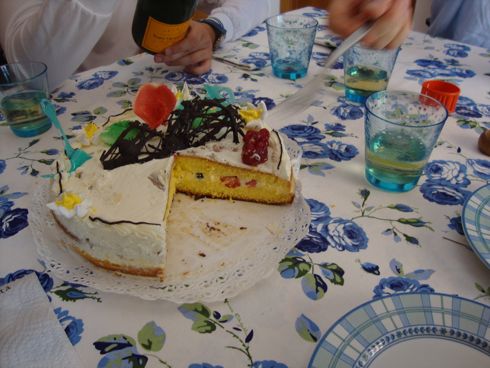 La scienza in cucina torte di compleanno - La cucina di sara torte ...