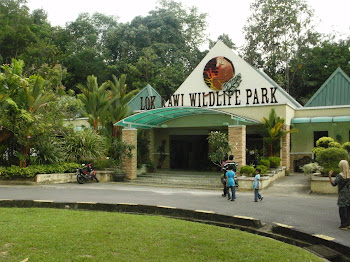 Lok Kawi Wildlife Park