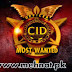 Drama CID Watch full Episodes Dailymotion Online