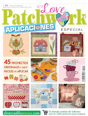 Nº 15 de Patchwork with Love