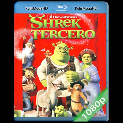 SHREK TERCERO [SHREK 3] (2007) 1080P HD MKV ESPAÑOL LATINO