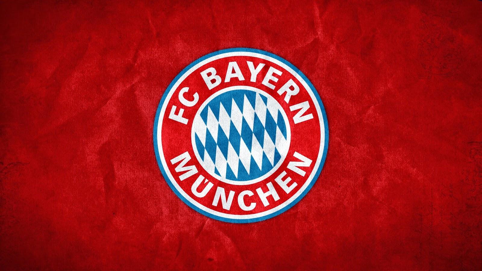 HD Bayern Munchen Logo Wallpaper