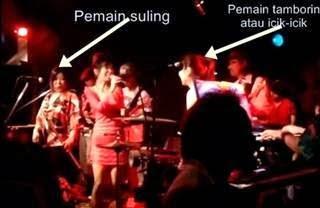 Tumbuhnya grup dan penyanyi Dangdut Jepang