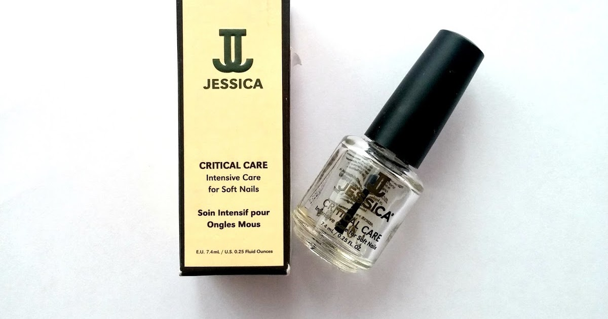 MINA: Nail care- healthier and stronger nails (Jessica cosmetics)