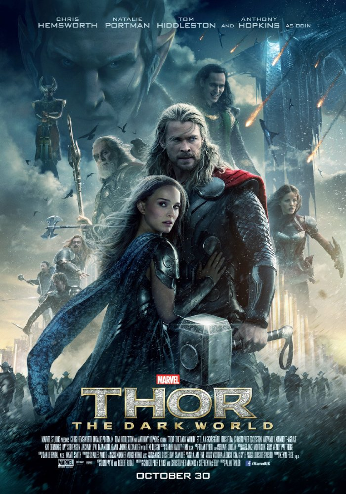 Nonton Thor: The Dark World (2013)
