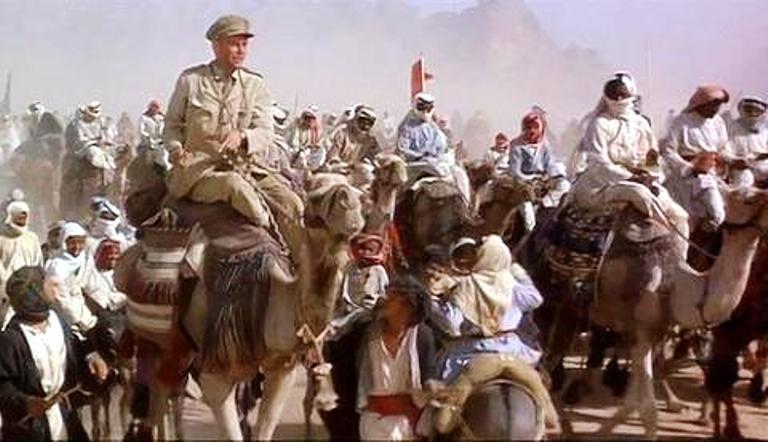 film critique lawrence of arabia