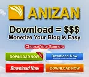 Anizan Iklan Blog Terbaik