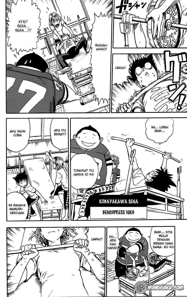 Komik eyeshield 21 009 - orang terkuat 10 Indonesia eyeshield 21 009 - orang terkuat Terbaru 16|Baca Manga Komik Indonesia|