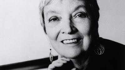 Madeleine L'Engle - picture by sigrid estrada