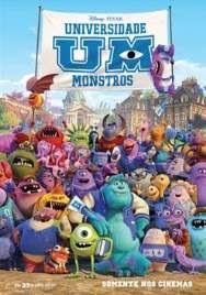 Assistir - Universidade Monstros – Dublado Online