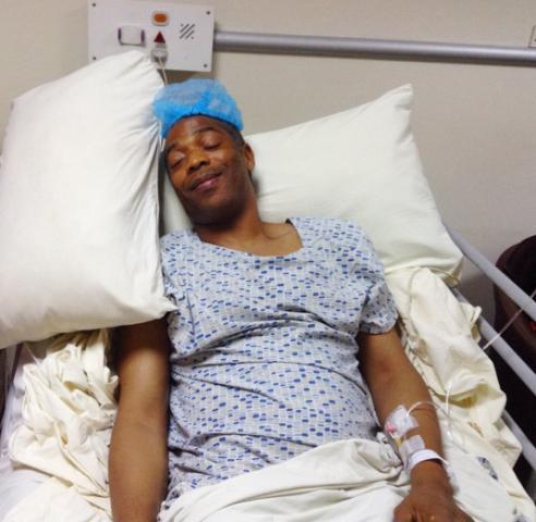 Femi Kuti underwent operation