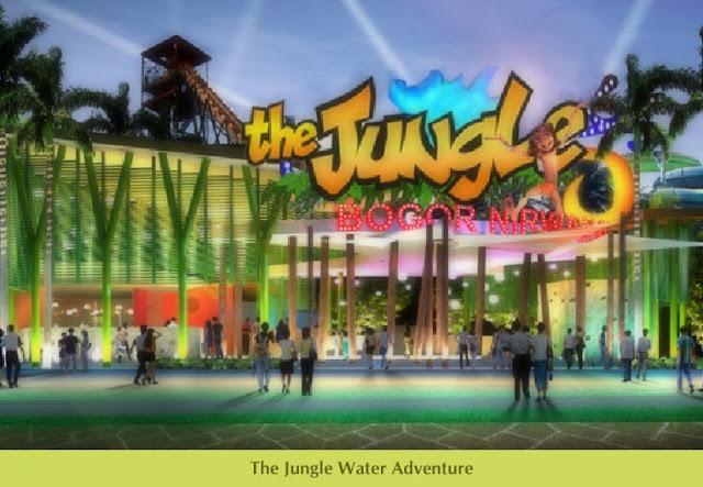The Jungle Bogor Nirwana Water Adventure