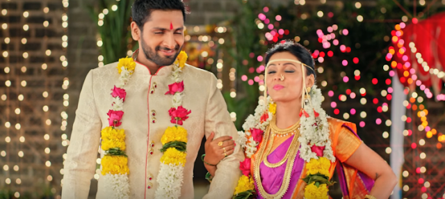 Mr. & Mrs. Sadachari 2016 Full Marathi Movie Dvdrip 700MB Free