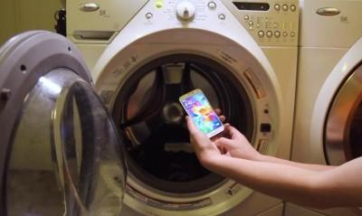 Bagaimana Nasib Galaxy S5 Masuk Mesin Cuci? Ini Videonya