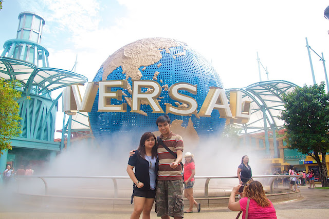 Trip to Universal Studios Singapore