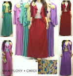 Maxi Flory + Cardi SOLD OUT