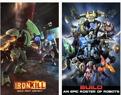 Ironkill: Robot Fighting Game v1.2.43 Mod Apk