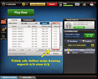 Jual beli chip poker online terpercaya