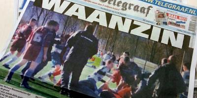 Rechtszaak grensrechter Richard Nieuwenhuizen