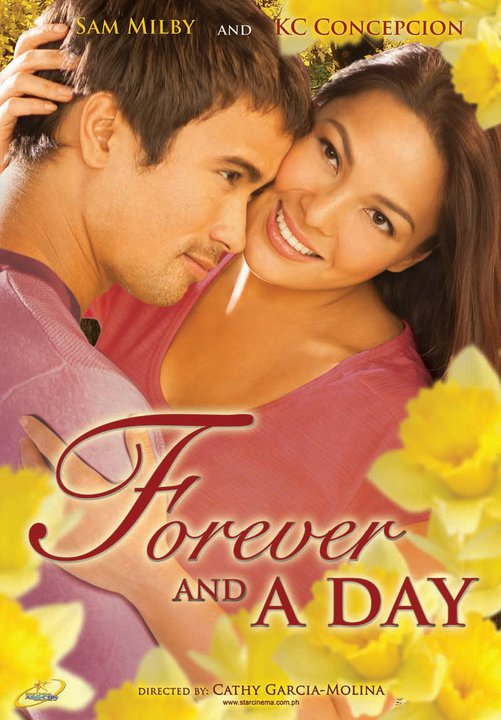 KC, Sam team up for 1st movie in Forever and a Day! Foreverandaday