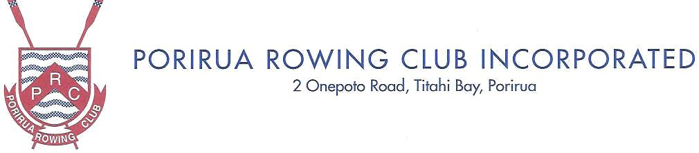 Porirua Rowing Club