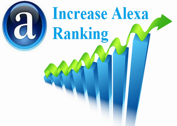 How to increase alexa rank quick and easily?