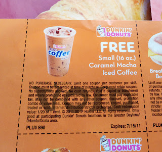 P1010279+copy2 Dunkin Donuts Free Coffee Coupon Free Dunkin Donuts Beverage