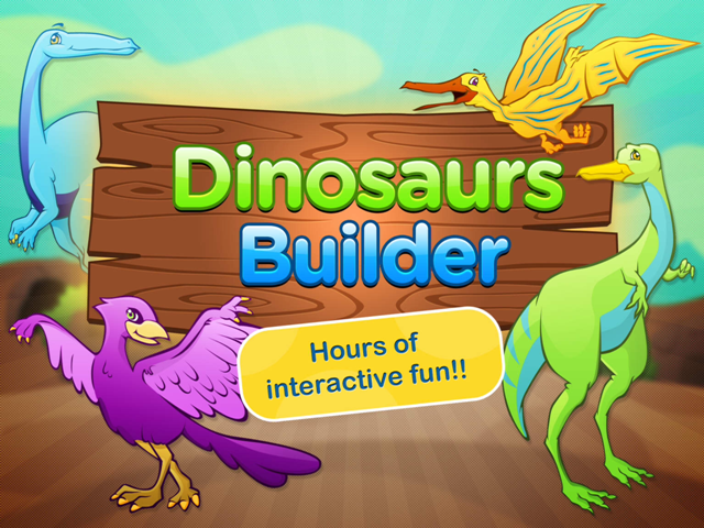 Dinosaurs Builder