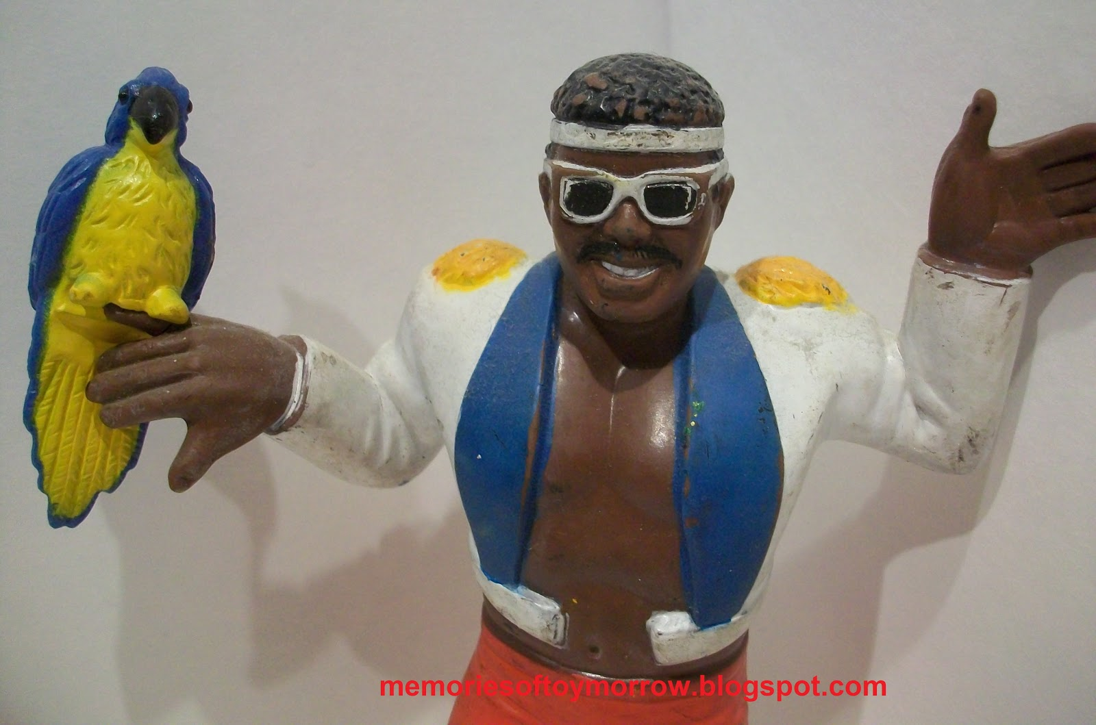 memories of toymorrow koko b ware wrestling superstar  ~ Geschirrspülmaschine B Ware