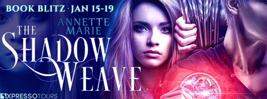 Shadow Weave Book Blitz